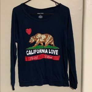 California Long sleeve
